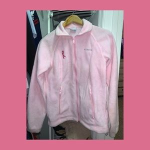 Columbia Special Edition Breast Cancer Jacket